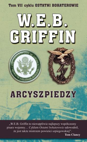 Arcyszpiedzy W.E.B. Griffin, William E. Butterworth