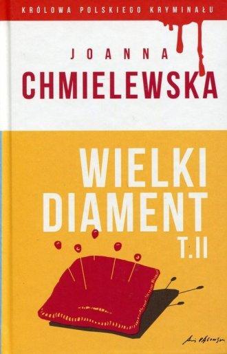 Wielki diament t 2 Joanna Chmielewska
