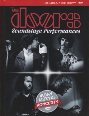 The Doors Soundstage Performamnces Ikony Muzyki książka + film