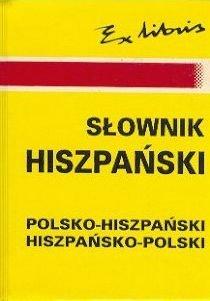 Słownik pol-hiszp-pol EXLIBRIS Teresa Papis-Gruszecka