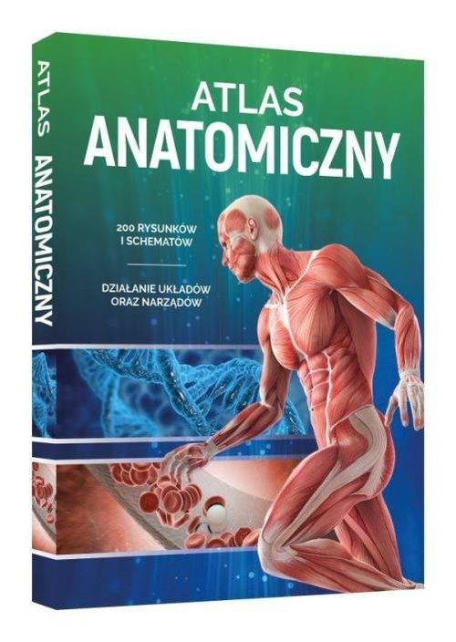 Atlas anatomiczny Joanna Mazurek