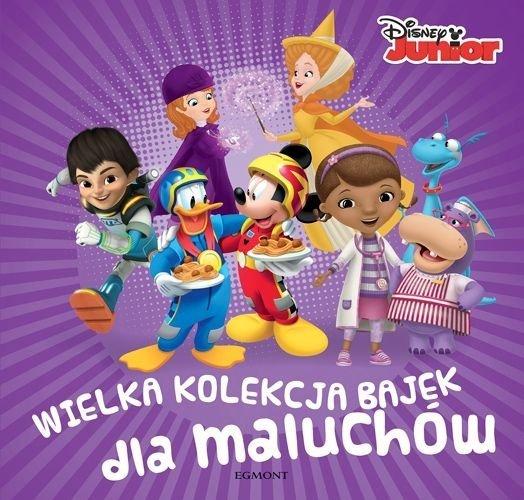 Disney Junior Wielka kolekcja bajek dla maluchów