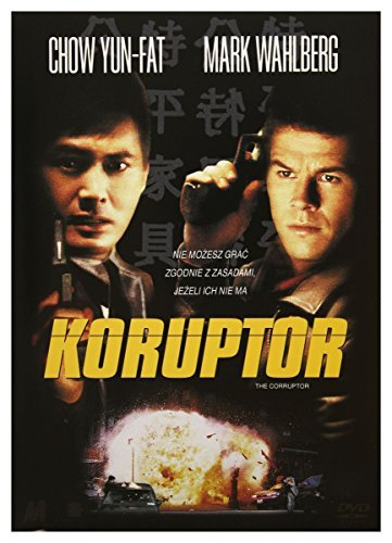 Koruptor film DVD