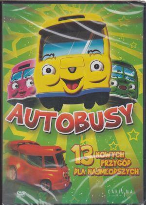 Autobusy 13 przygód dla najmłodszych