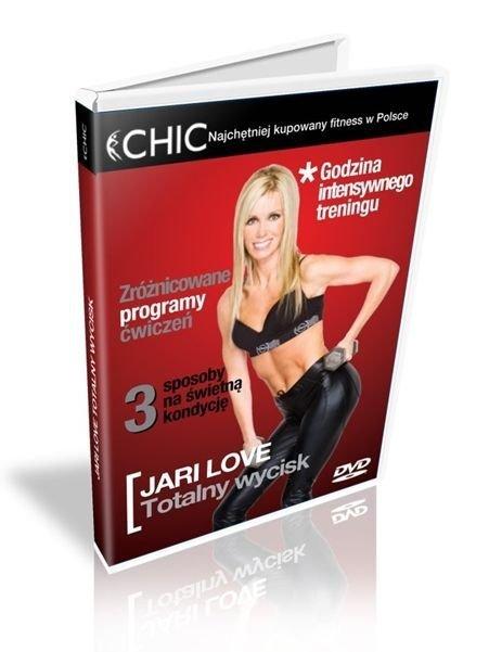 Jari Love Totalny wycisk DVD