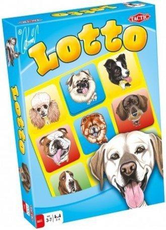 Lotto Psie karykatury