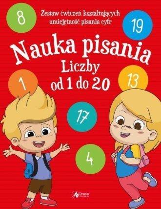 Nauka pisania Liczby od 1 do 20