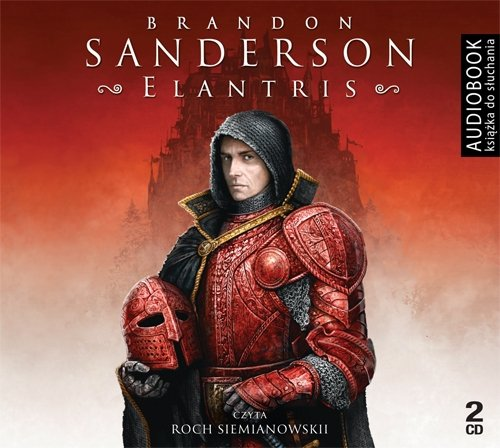Elantris Brandon Sanderson Audiobook mp3 CD