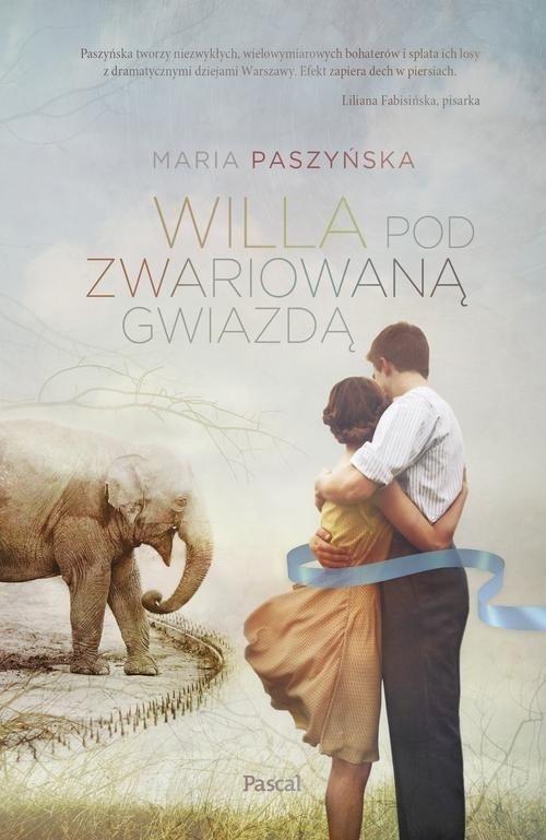Willa pod Zwariowaną Gwiazdą Maria Paszyńska