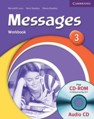 Messages 3 Workbook (+ CD) Meredith Levy Noel Goodey Diana Goodey