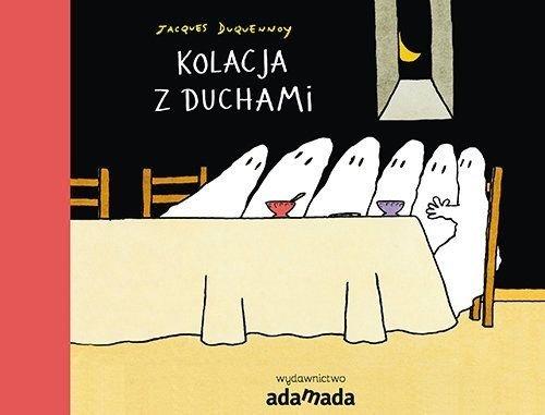 Kolacja z duchami Jacques Duquennoy