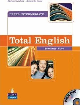 Total English Upper Intermediate Student's Book Richard Acklam, Araminta Crace