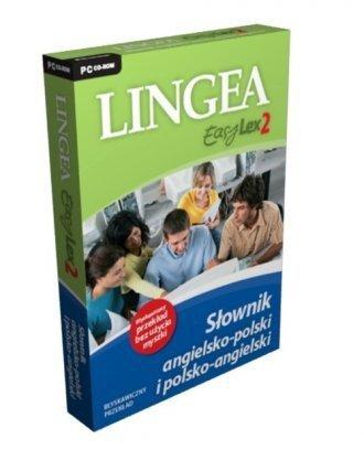 Lingea EasyLex 2. Słownik angielsko-polski i polsko-angielski (CD)