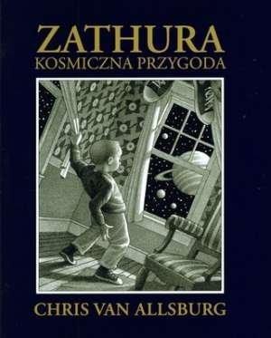 Zathura Kosmiczna przygoda Chris van Allsburg