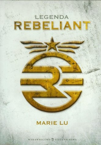 Legenda Rebeliant Marie Lu