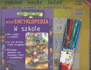 Mini encyklopedia w szkole Laura Jaffe, Laure Saint-Marc