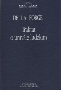 Traktat o umyśle ludzkim De La Forge