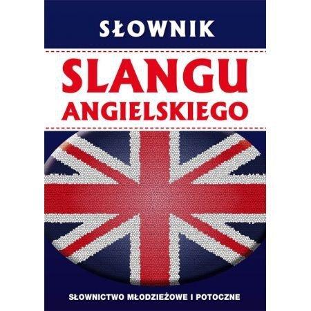 Słownik slangu angielskiego Anna Strzeszewska, David Beyno