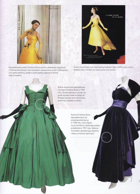 Historia mody Od krynoliny do mini Irma Kozina