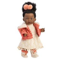 Hiszpańska lalka dziewczynka Zoe - 28cm #T1