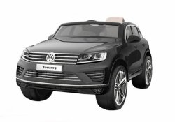 Auto na Akumulator Volkswagen Touareg Czarny Lakier #C1