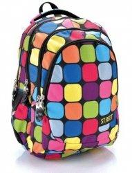 Plecak Młodzieżowy Squares St.Reet Bp-06