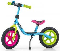 Rowerek biegowy Dusty 12 Cali Multicolour Kolorowy #B1
