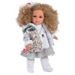 Hiszpańska lalka dziewczynka Elena –  35cm #T1