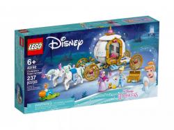 Lego Disney 43192 Klocki Królewski powóz Kopciuszka