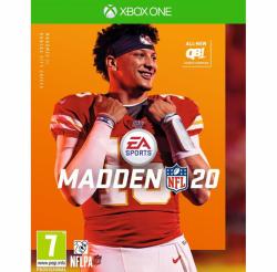 Gra Madden NFL 20 CZ/HU/RO (XONE)
