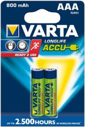 Baterie VARTA Niklowo-wodorkowa HR03 800mAh 2 szt. 56703101402