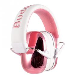 Nauszniki Ochronne dla Dzieci 3+ BuddyPhones Guardian Pink