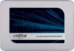 CRUCIAL MX 2.5″ 1 TB SATA III (6 Gb/s) 560MB/s 510MS/s