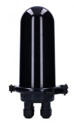 EXTRALINK ex.0943 EXTRALINK SUSAN FIBER OPTIC SPLICE CLOSURE 4 TRAYS 48 CORE EX4T10021-48S