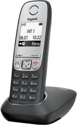 Telefon bezprzewodowy SIEMENS Gigaset A415 Czarno-biały
