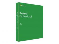 MS Project Pro 2019 Win English Medialess (EN)