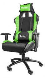 Fotel Nitro 550 Czarno-zielony GENESIS NFG-0907