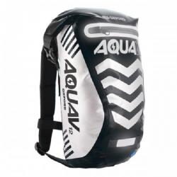 Nieprzemakalny plecak rowerowy OXC Aqua 12L Czarny