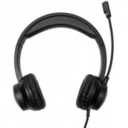 Słuchawki z mikrofonem THRONMAX Czarny THX-20