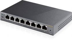 Przełącznik TP-LINK TL-SG108PE 8x 1 GbE
