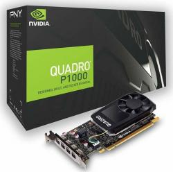 Karta graficzna PNY Quadro P1000 4 GB GDDR5 VCQP1000V2-PB