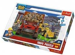 Duże Puzzle 24 Maxi  Bob Budowniczy