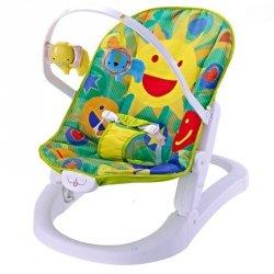 Leżaczek Słoneczko Pałąk z Zabawkami #D1