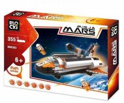 Klocki Blocki Misja Mars Prom Kosmiczny 355 el.