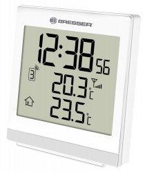 Stacja meteorologiczna Bresser TemeoTrend SQ RC, biała