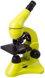 Mikroskop Levenhuk Rainbow 50L LimeLimonka