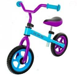Rowerek biegowy Cool Blue/Purple Koła Eva #D1