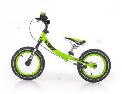 Rowerek biegowy Young Zielony #B1
