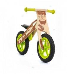 Rowerek biegowy drewniany King Boy #B1