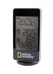 Stacja meteorologiczna Bresser National Geographic, 1 ekran